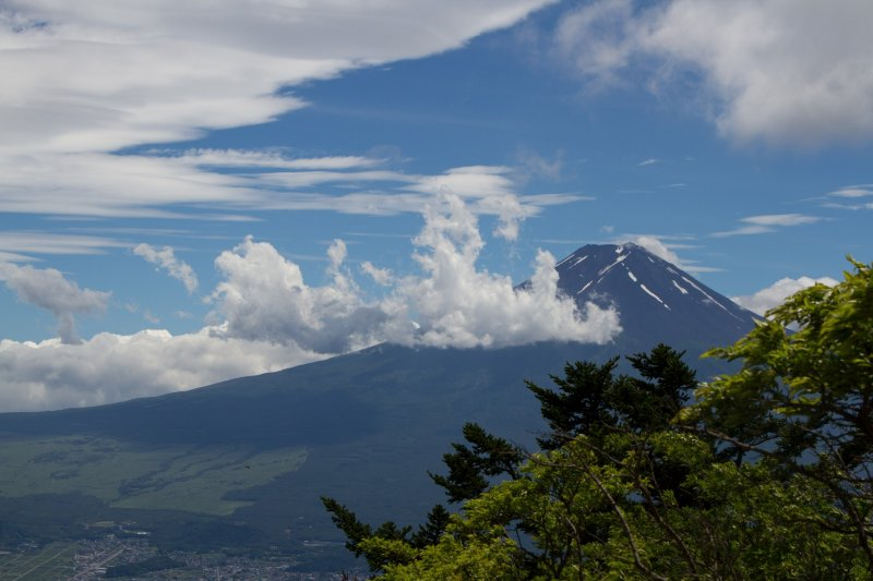 <p>Splendid Mount Fuji</p>