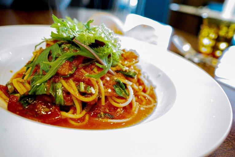 Pontoiru อาหารฟิวชั่นญี่ปุ่น-อิตาเลี่ยน