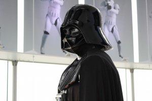 Darth Vader model at the entrance© & TM Lucasfilm Ltd.