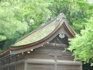 Kiến trúc của Atsuta
