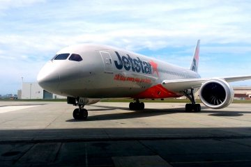 Jetstar Boeing 787 Australia Tokyo