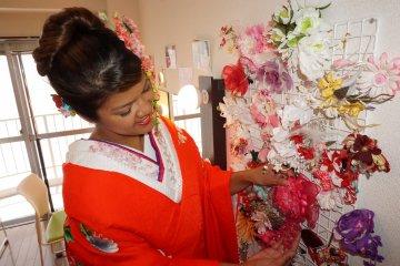<p>Так много дизайнов цветов &quot;Кандзаши&quot; для выбора! &nbsp;</p>
