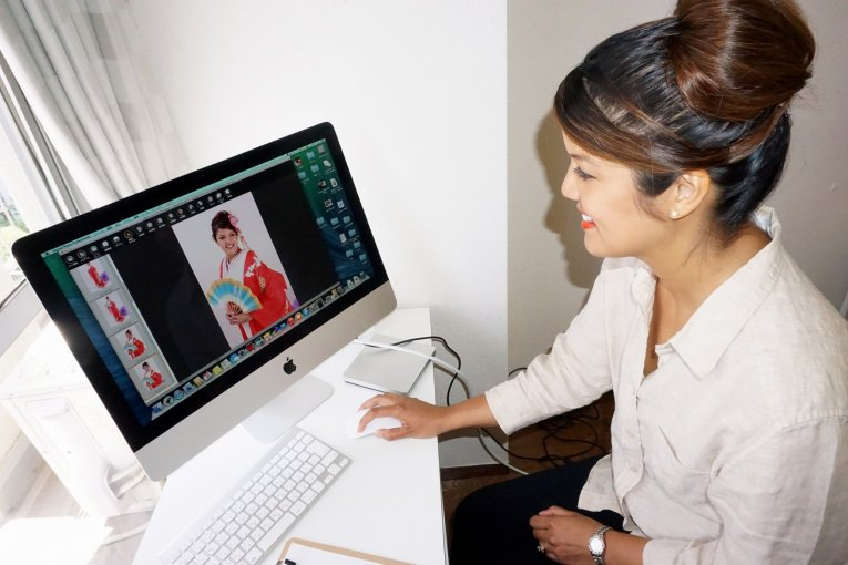 Kimono Photo Studio Wa in Tokyo