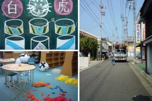 Locals start to prepare for the festival months in advance.