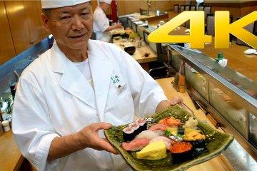 L'Art de la Préparation des Sushis