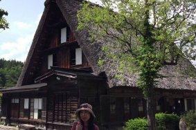 시라카와고 마을