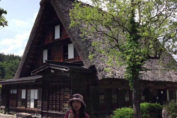 Деревня Ширакава