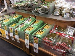 阿蘇の特産、高菜。食せねば!