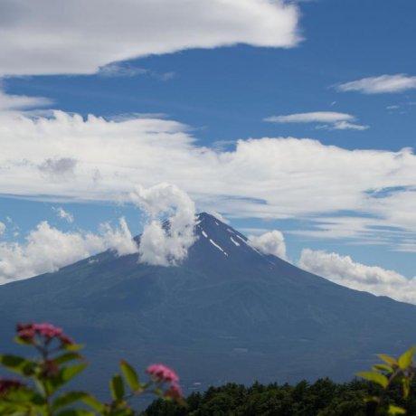 환상적인 등산, 미쓰토게 산