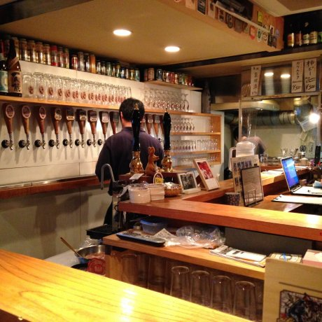 Baird Beer Taproom Harajuku
