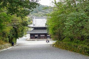 ชมความงามของวัดเซนนิว-จิ เกียวโต