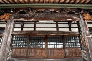 城福寺の本堂
