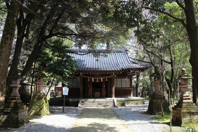 金沢「尾山神社」春詣で~3
