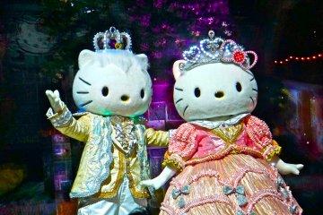Hello Kitty Sanrio Puroland Tóquio