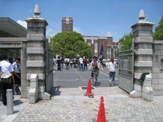 Ворота в университет