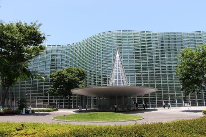 Le Centre national des Arts à Tokyo