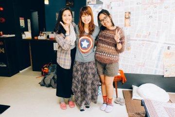 <p>Making friends is fun! This is Ayumi anyway, yoroshiku onegaishimasu!</p>