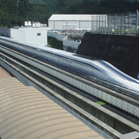 JR東海 超電導リニアの乗車体験