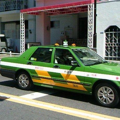 Taksi di Jepang