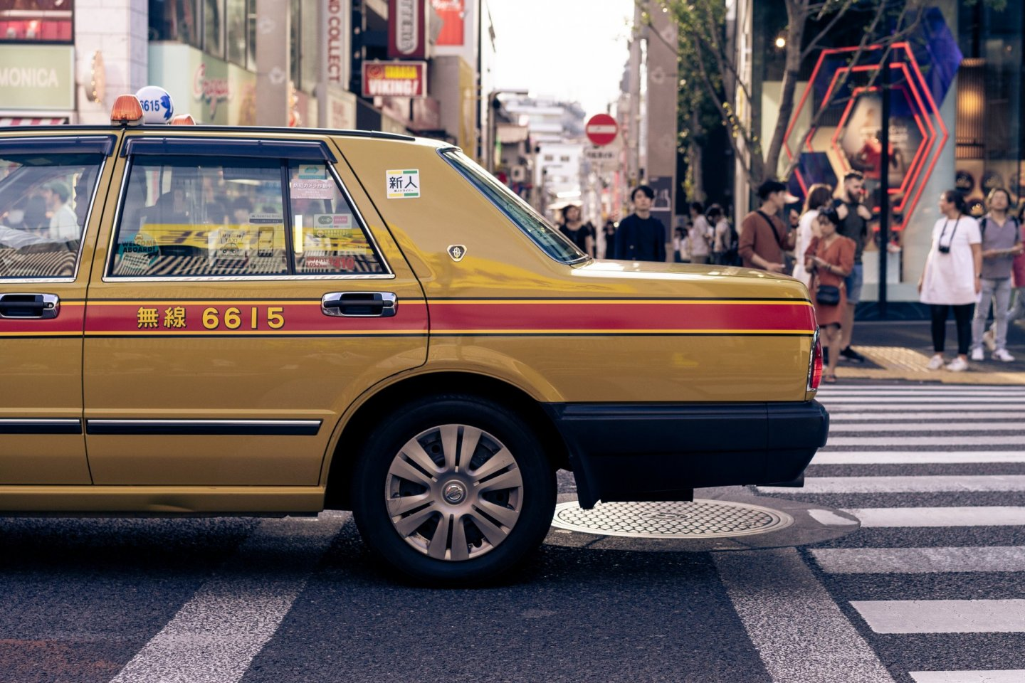 Taxis in Japan - Transport - Japan Travel