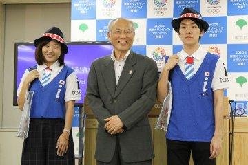 New Uniform for Tokyo Olympics Helpers