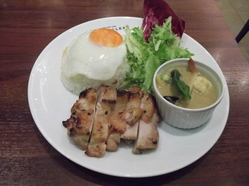 <p>My tasty dinner</p>