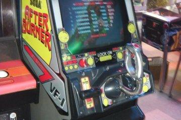 Mikado Vintage Video Game Arcade