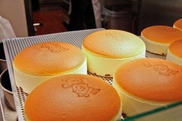 <p>리쿠로 오지상 치즈 케이크</p>