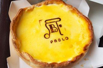<p>파블로 치즈 케이크</p>