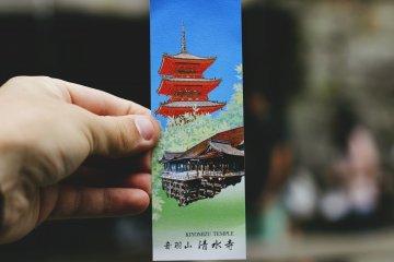 Tempat-tempat Terbaik di Pusat Kyoto