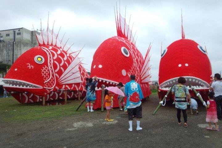 Lễ hội cá tráp biển Toyohama