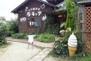 Latte Takamatsu ice cream shop