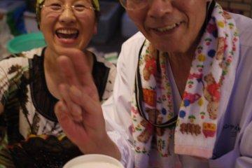 Experiencing Hoozuki Matsuri