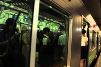 วิธีขึ้นรถไฟในญี่ปุ่น