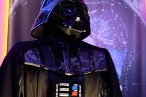 Darth Vader tampak dekat