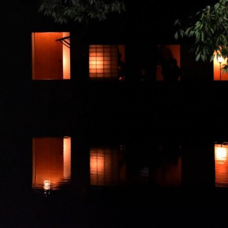 Sonho de uma Noite de Primavera em Yokokan