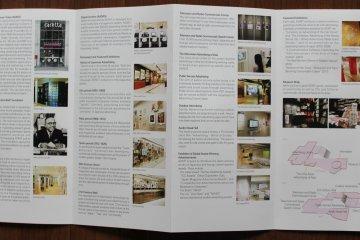 <p>Un folleto lleno de informaci&oacute;n</p>