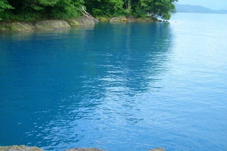 Akita's Lake Tazawa