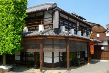 <p>Stop for lunch at Maruoka Hanagasumi, which has been serving delicious grilled eel since 1875.</p>