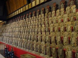 รูปแกะสลักไม้อาจละ (Acala) เทพเจ้าในพุทธตันตระวัชรยาน