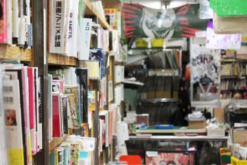 <p>Taco Ch&eacute; also sells magazines, posters, badges, and Taco Ch&eacute; branded items</p>
