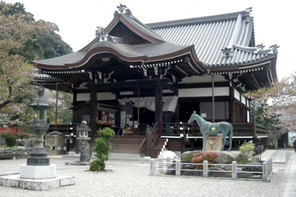 Tachibana Temple Main Building