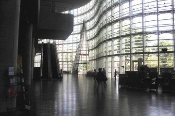<p>The great architecture by architect Kisho Kurokawa.</p>