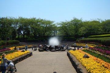 สวน Shikinomori ในโยโกฮะมะ