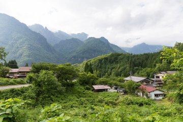 <p>신호타카지역은 조용하고 평화로우며 아름답습니다.</p>