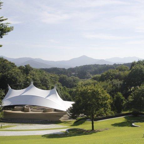 Kasama Geijyutsunomori Park