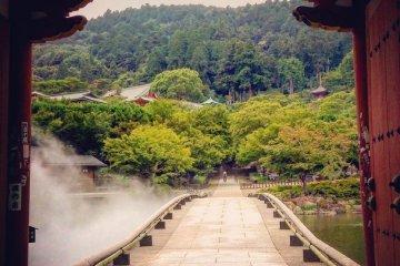 Городок Миноо и храм Кацуодзи