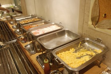 <p>Some more of the food.</p>