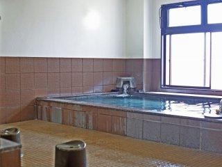 오크하우스 2층에는 목욕탕이 마련되어 있습니다.
