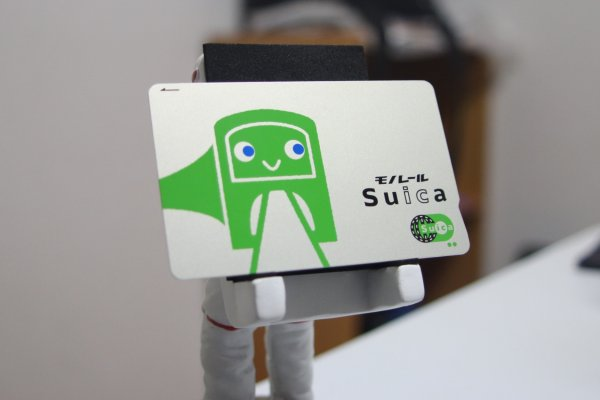 Купите карту Suica и начните свое путешествие по Токио!